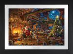Santa's Workshop – Limited Edition Paper