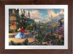 Sleeping Beauty Dancing in the Enchanted Light – Limited Edition Paper