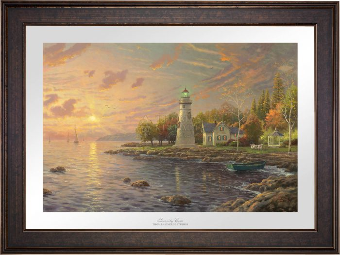 Serenity Cove – Limited Edition Paper