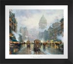 San Francisco, Market Street – Limited Edition Paper