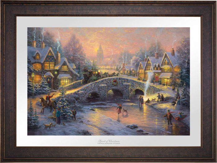 Spirit of Christmas – Limited Edition Paper