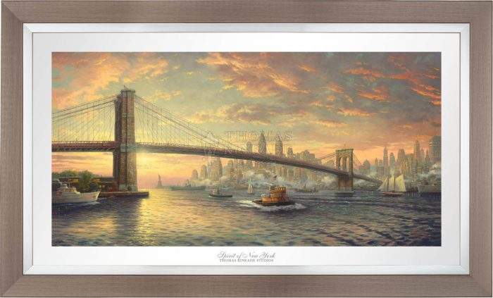 The Spirit of New York – Limited Edition Paper