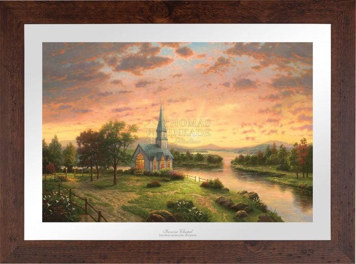 Sunrise Chapel – Limited Edition Paper