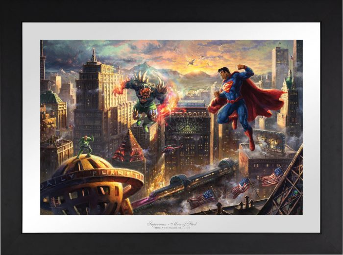 Superman – Man of Steel – Limited Edition Paper