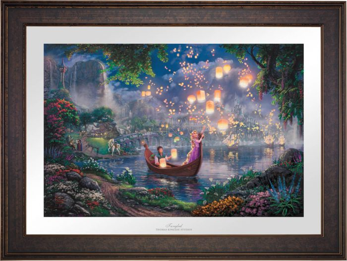 Tangled – Limited Edition Paper