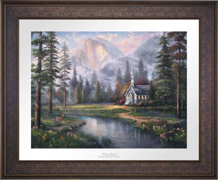 Valley Chapel – Limited Edition Paper