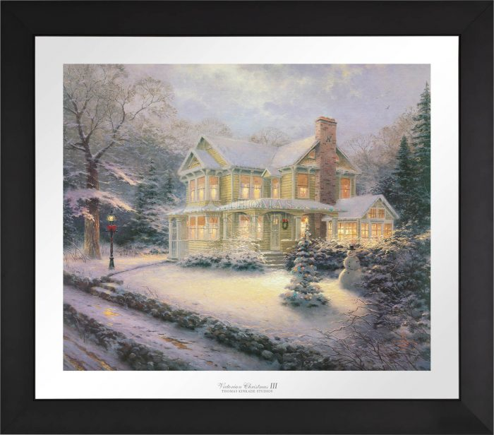 Victorian Christmas III – Limited Edition Paper