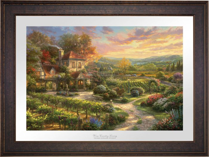 Wine Country Living – Limited Edition Paper