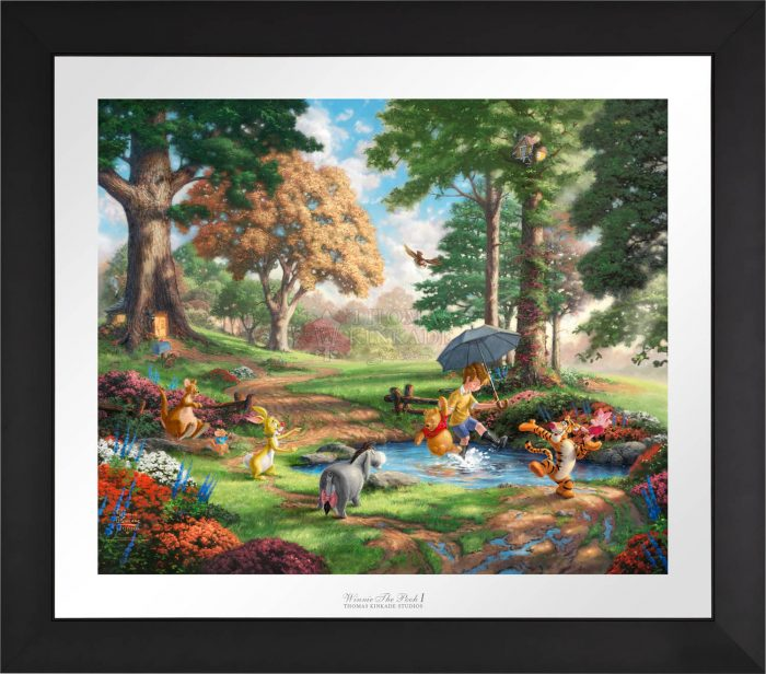 Winnie The Pooh I – Limited Edition Paper