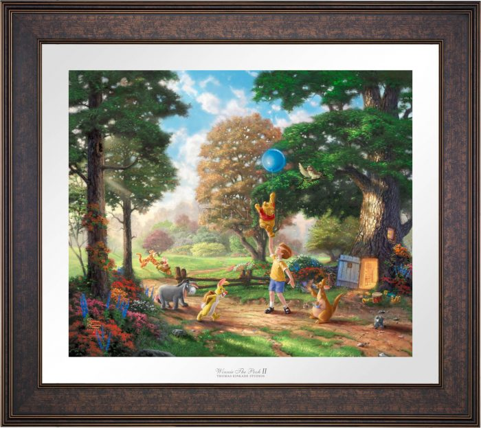 Winnie The Pooh II – Limited Edition Paper
