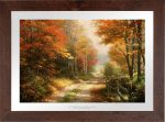 Walk Down Autumn Lane, A – Limited Edition Paper