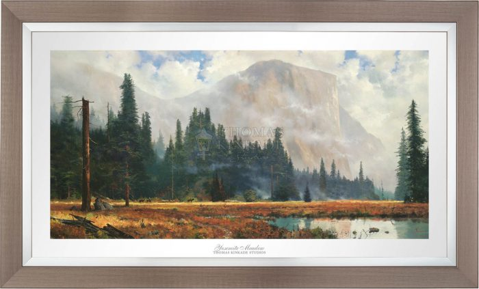 Yosemite Meadow – Limited Edition Paper