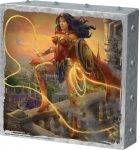 Wonder Woman – Lasso of Truth – 10″ x 10″ Metal Box Art