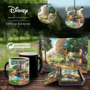 Winnie the Pooh Products by Trend Setters Ltd.