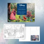 New Andrews McMeel – Color Your Own Postcard