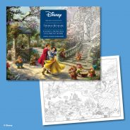 Andrews McMeel – Disney Princess Coloring Book