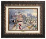 Mickey's Victorian Christmas – Canvas Classics