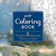 Peaceful Moments Coloring Book from Andrews McMeel