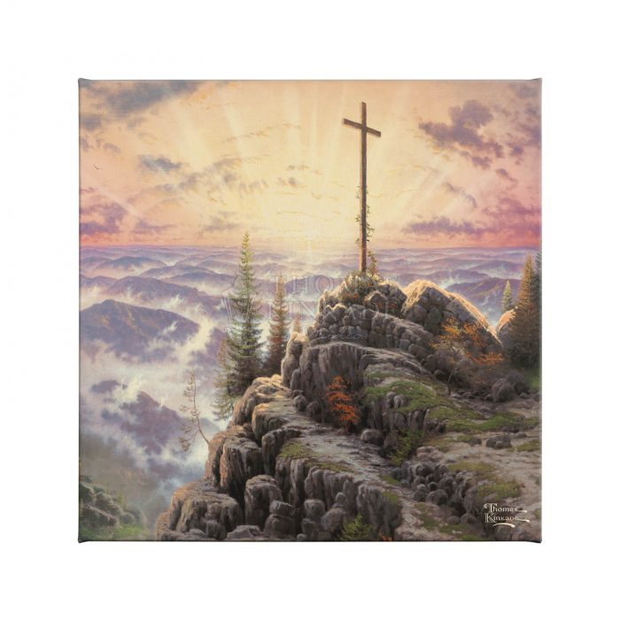 Sunrise – 14″ x 14″ Gallery Wrapped Canvas