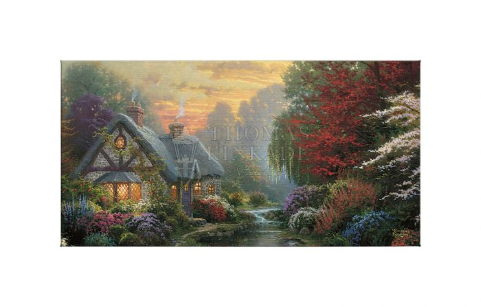 A Quiet Evening – 16″ x 31″ Gallery Wrapped Canvas