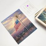 The Light Of Freedom – 11″ x 14″ Art Print