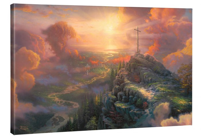 The Cross – 24″ x 36″ Gallery Wrap Canvas
