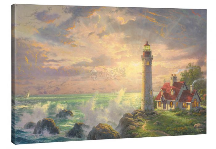 The Guiding Light – 24″ x 36″ Gallery Wrap Canvas