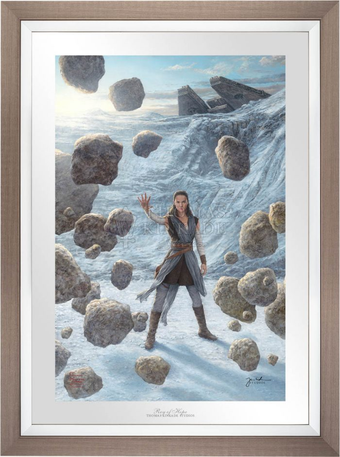 Rey of Hope – Limited Edition Paper