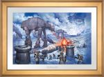The Battle of Hoth – Limited Edition Paper