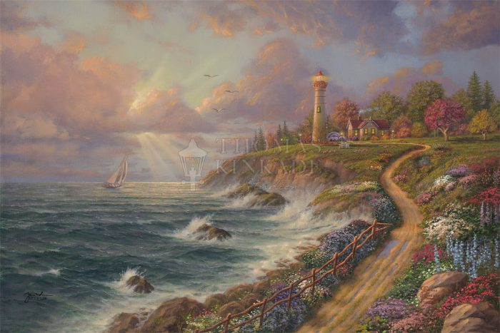 Returning Home – Limited Edition Canvas