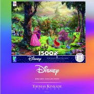 Sleeping Beauty 1500 Piece Puzzle