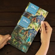 2021 Disney Dreams Collection by Thomas Kinkade Studios pocket planner
