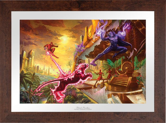 Black Panther – Limited Edition Paper