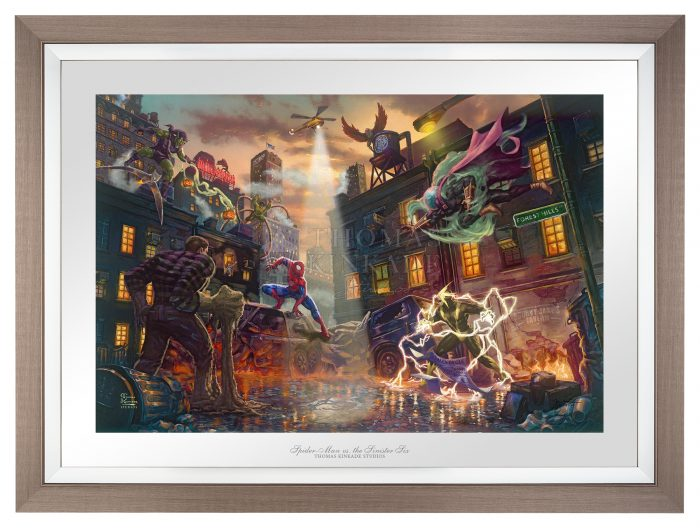 Spider-Man vs. the Sinister Six – Limited Edition Paper