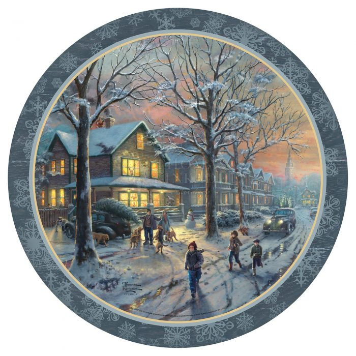 A Christmas Story – 21″ Round