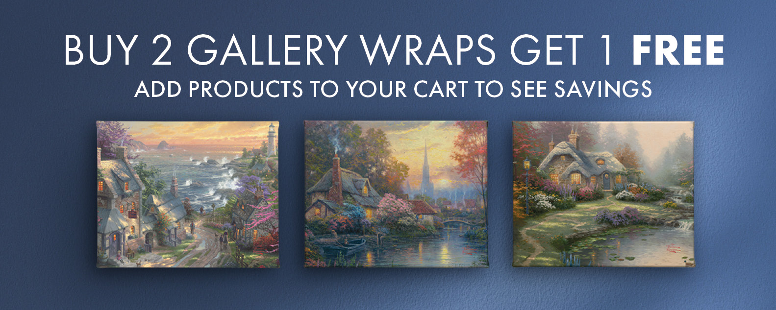 All Gallery Wrapped Canvas