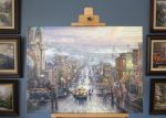 *RARE* Hand Signed, The Heart of San Francisco – Limited Edition Canvas, 25.5″ x 34″, AP, #141