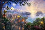 *RARE* Pinocchio Wishes Upon A Star – Limited Edition Canvas