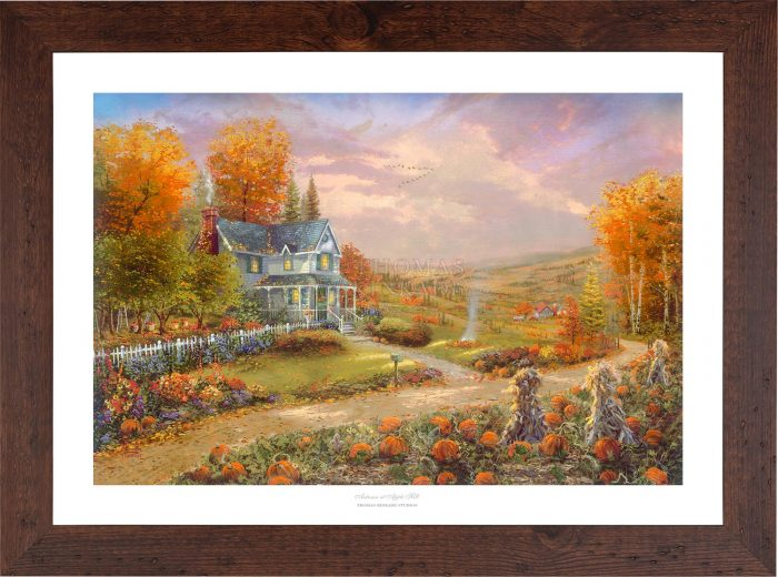 Autumn at Apple Hill – Limited Edition Paper