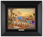 Jasmine Dancing in the Desert Sunset – Canvas Classics