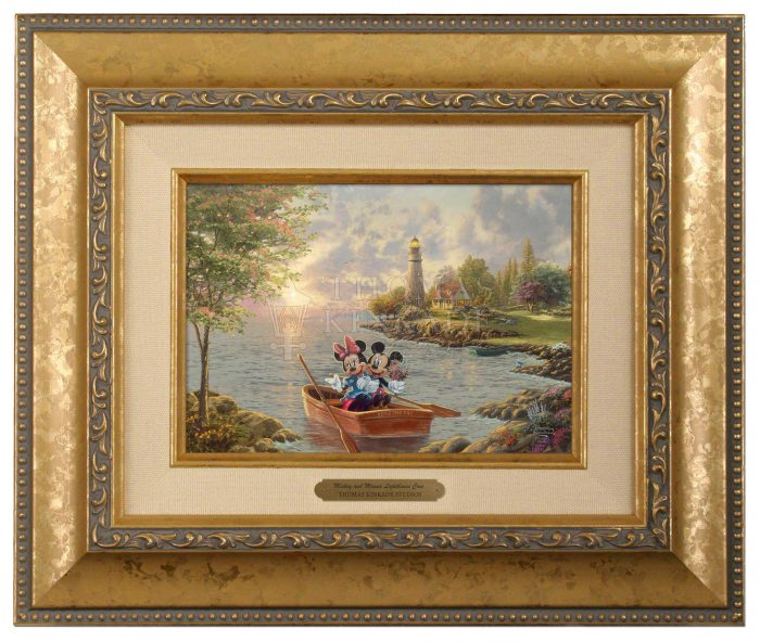 Mickey and Minnie Lighthouse Cove – Brushworks