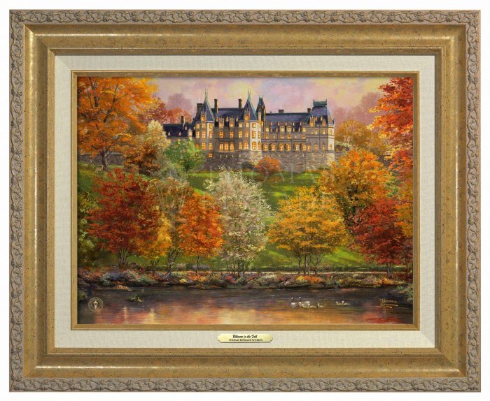 Biltmore in the Fall – Canvas Classics