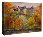 Biltmore in the Fall – 8″ x 10″ Gallery Wrapped Canvas
