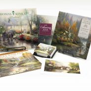 2021 Thomas Kinkade scriptures calendar like contest
