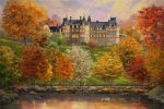 Biltmore in the Fall - Limited Edition Canvas