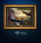 Disney Lion King – Return to Pride Rock – Jewel Edition Art