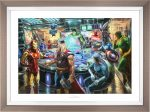 The Avengers  – Limited Edition Paper