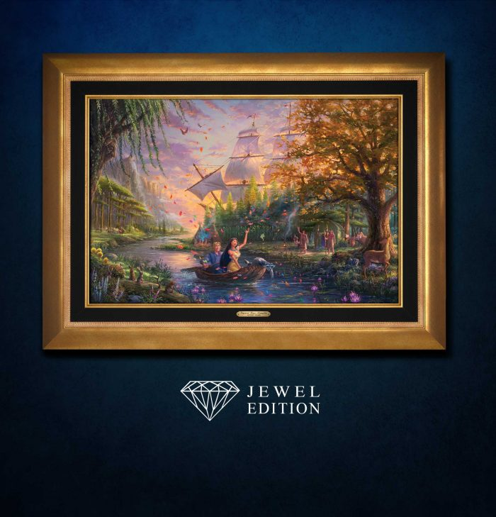 Pocahontas – Jewel Edition Art