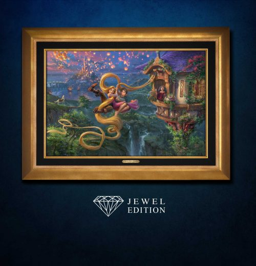 Tangled Up in Love - Jewel Edition Art