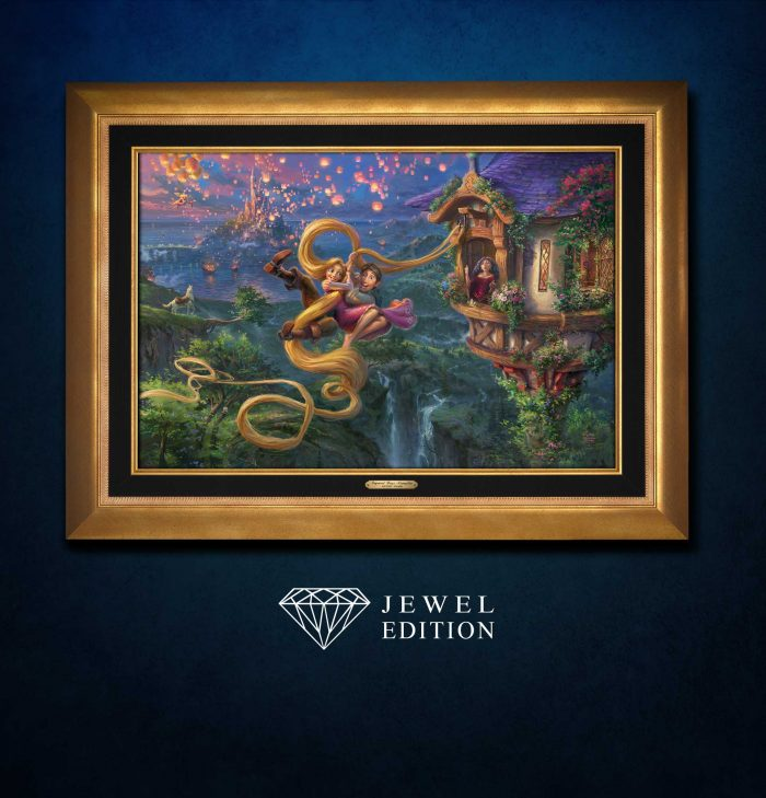 Tangled Up in Love – Jewel Edition Art